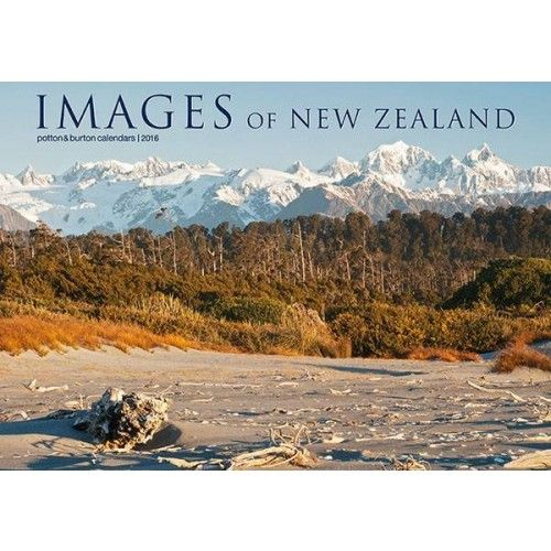 Images of New Zealand Calendar 2016