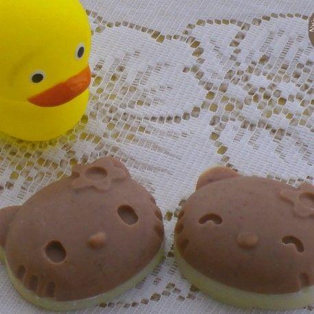 Békés, nyugodt álmokért - levendula illatú kecsketejes szappan gyerekeknek