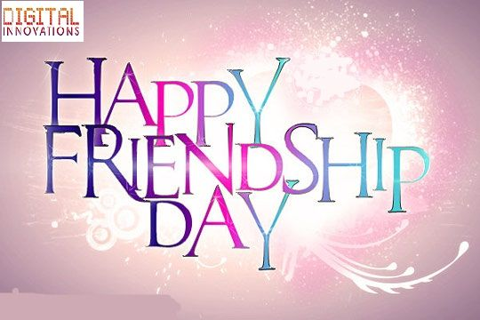 Friendship is like a perennial river which flows forever; it may change its path but never dry up. This Friendship day give your friend a wonderful innovative customized gift and give a chance to smile. #HappyFriendshipDay  -Regards Digital Innovations