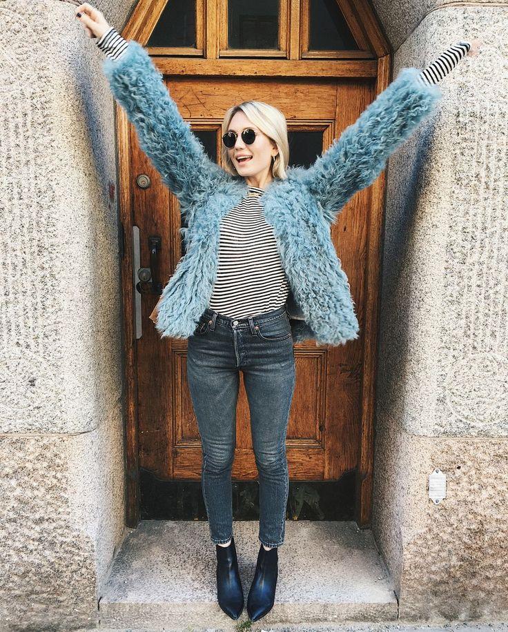 Josefin Dahlberg - En outfit som alltid funkar ★