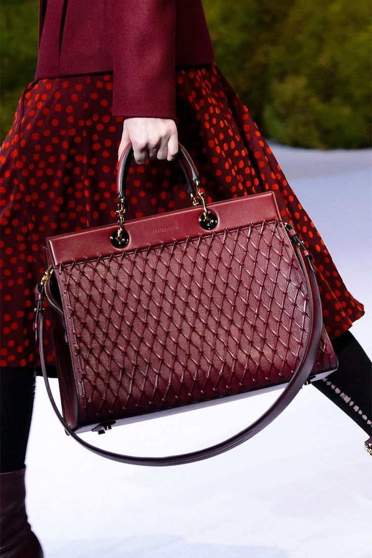 Bag And Purse Trends Fall 2017 Runway Bags