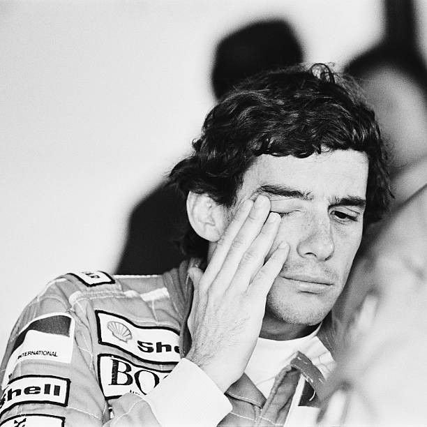 Pin De Buble Em Ayrton Senna