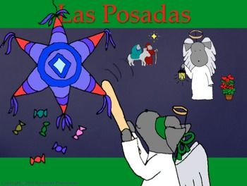 Feliz Navidad from Mexico!  In Las Posadas or No Room at the Inn for Pepper the…