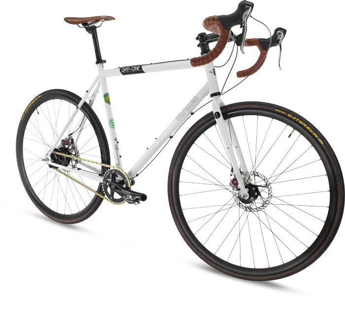 a lot of nice bikes at genesis bikes ... CX width Alfine 11