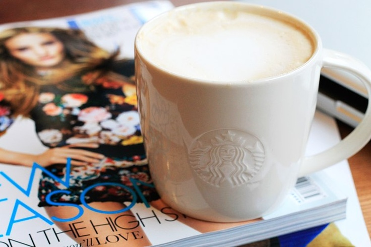 Coffee at Starbuck's