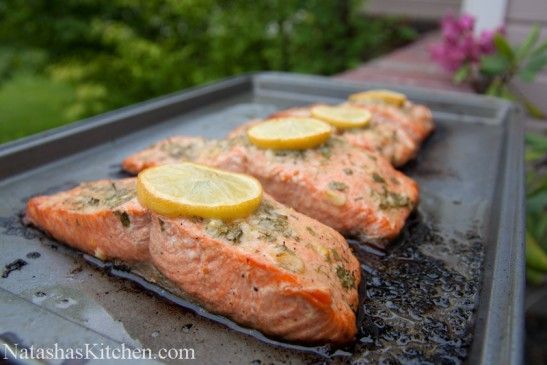 Baked Salmon Recipe-- So good and veryyy easy!! Made it tonight and it was Delicious!!!