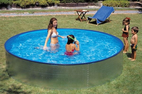 9 best piscinas infantiles images on pinterest kiddy for Piscina infantil
