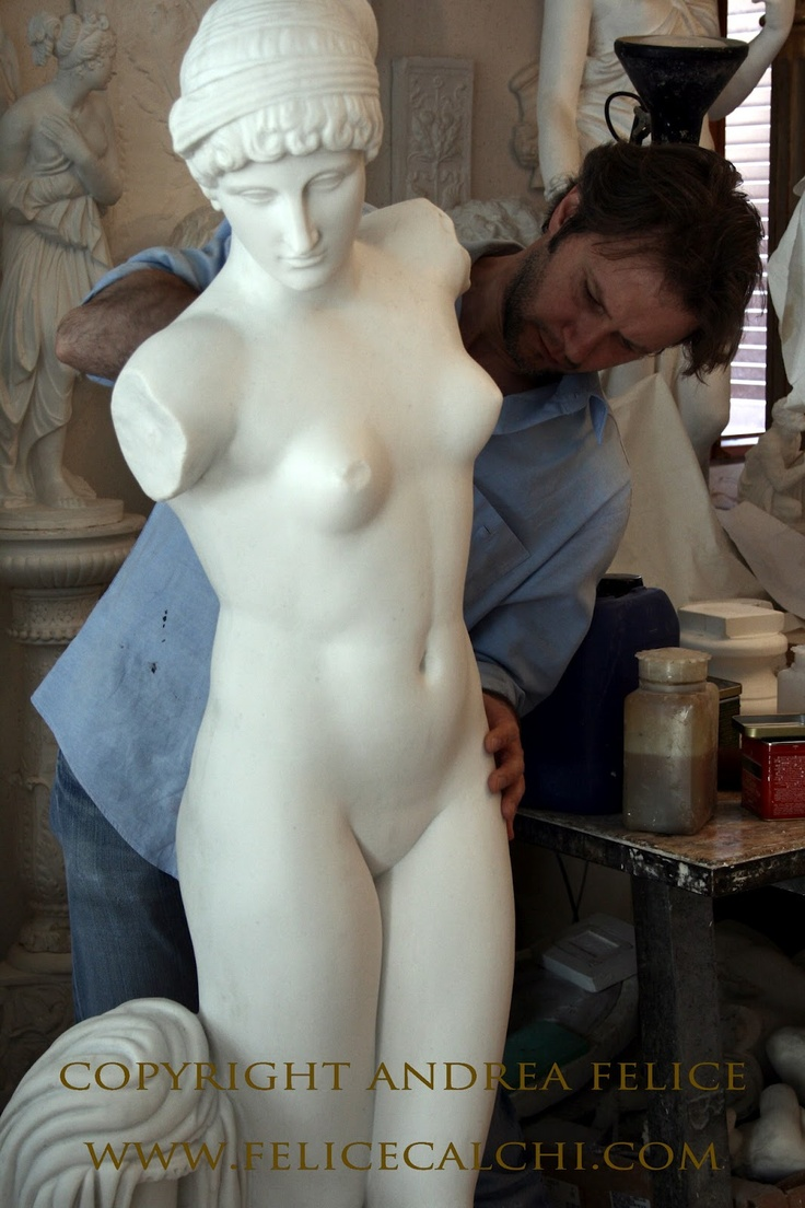 Working for Venus...  FeliceCalchi - A. Felice © 2012