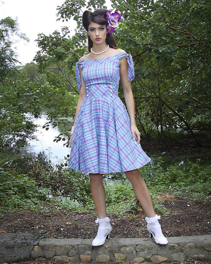Yasmin Off The Shoulder Dress