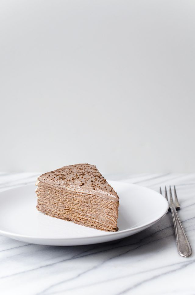 Keep Things Light with Nutella Crepe Cake | eHow Food | eHow