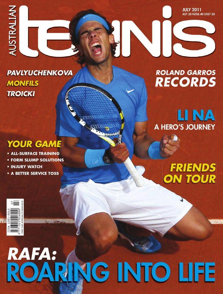 #ClippedOnIssuu from Australian Tennis Magazine - July 2011