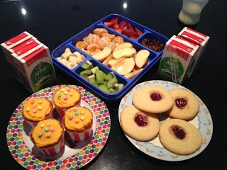 Easy Toddler Food - Little Toddler Tea Party