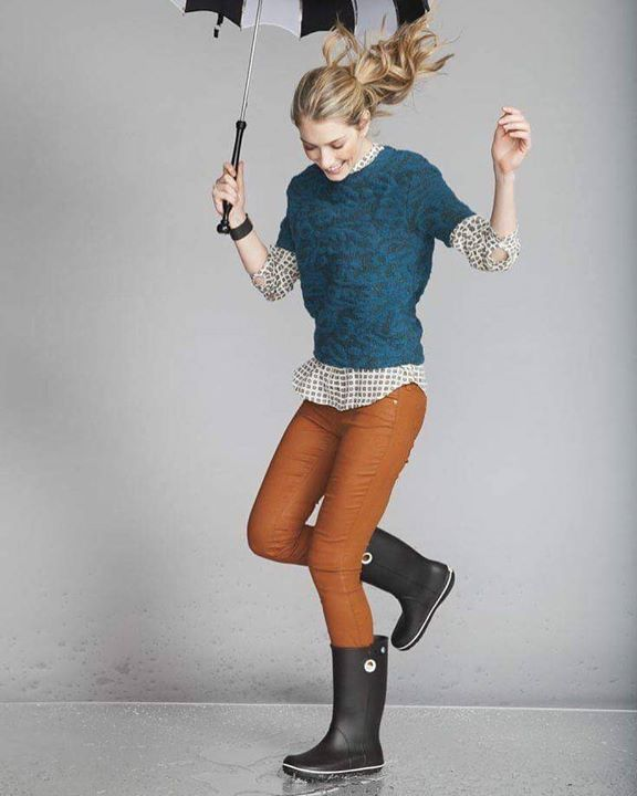 Enjoy the rainy days with Crocs boots   Check out the Jaunt boots   http://bit.ly/Jaunt_Collection