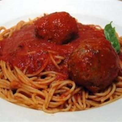 #recipe #food #cooking Richard and Suzanne's Famous Spaghetti Sauce