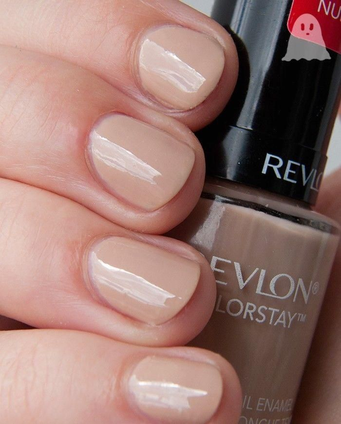 Revlon Color Stay - Trade Winds #320 - Longwear Nail Color Nail Polish