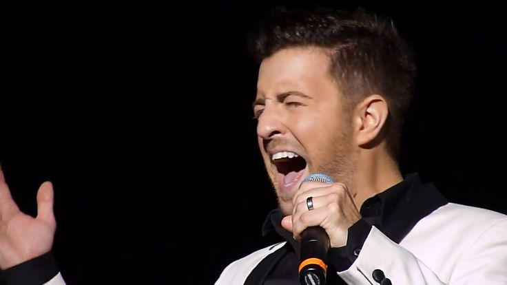 Oh Holy Night ~ Billy Gilman in concert in Elmira, NY 11-11-17