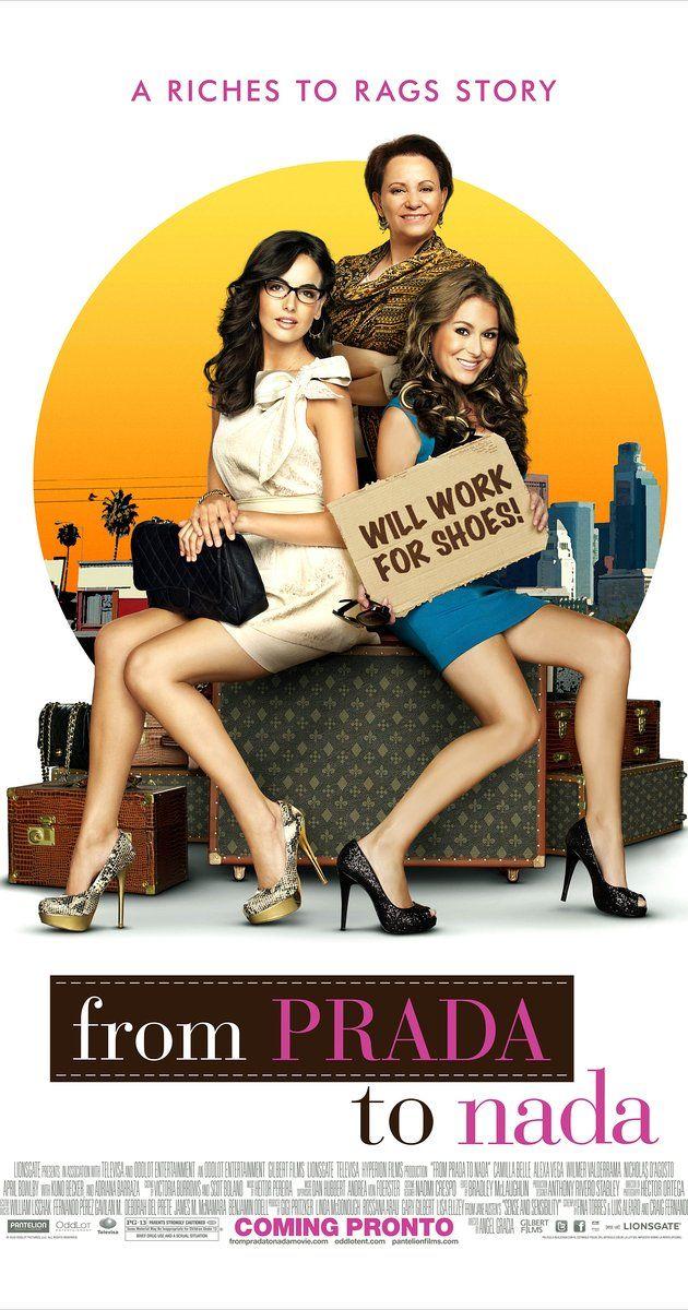 From Prada to Nada (2011) - IMDb