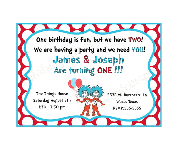 84 Best Bday Party Images On Pinterest Art Cards Dr Suess And