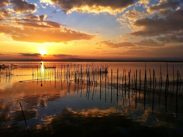 Atardecer (sunrise)
