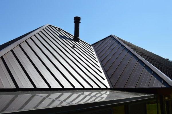 Best 78 Best Standing Seam Mansard Brown Metal Roof In Kendall 400 x 300