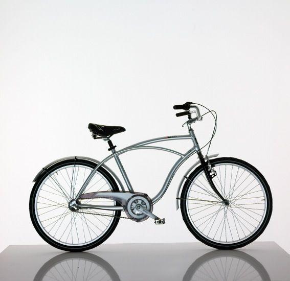 ricicletta: la bicicletta realizzata con 800 lattine di alluminio riciclate