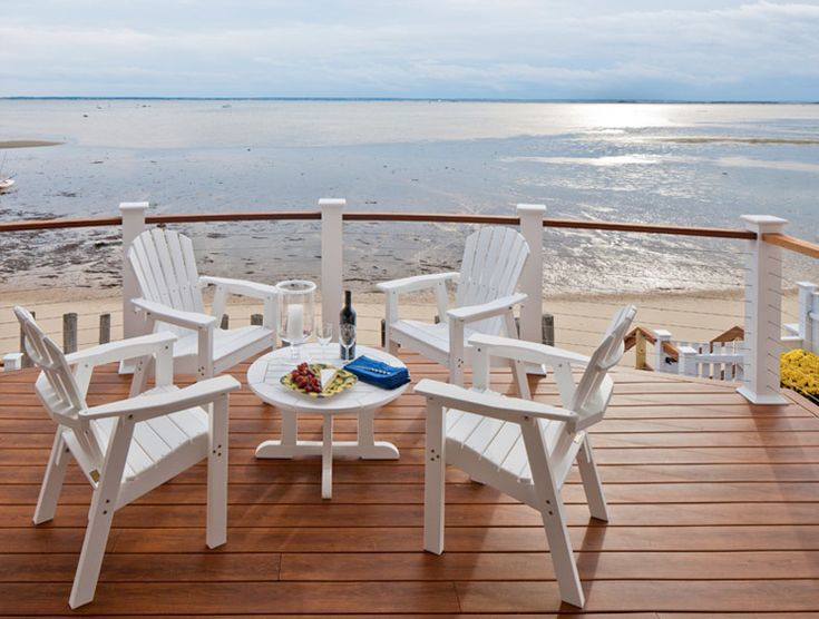 Feeney Features Blog | Composite, Synthetic Decking and Deck Railing Materials