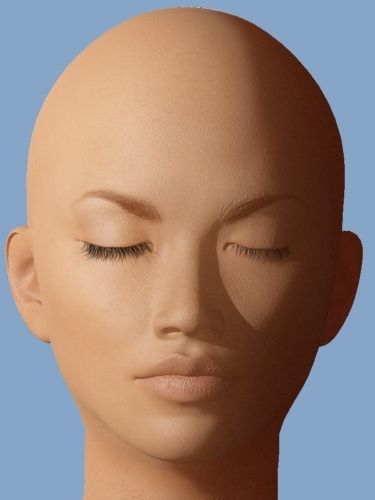 Skin In Mental Ray 3DS MAX
