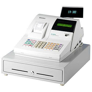 Sam4s ER-380M (Single Roll Thermal cash registers)