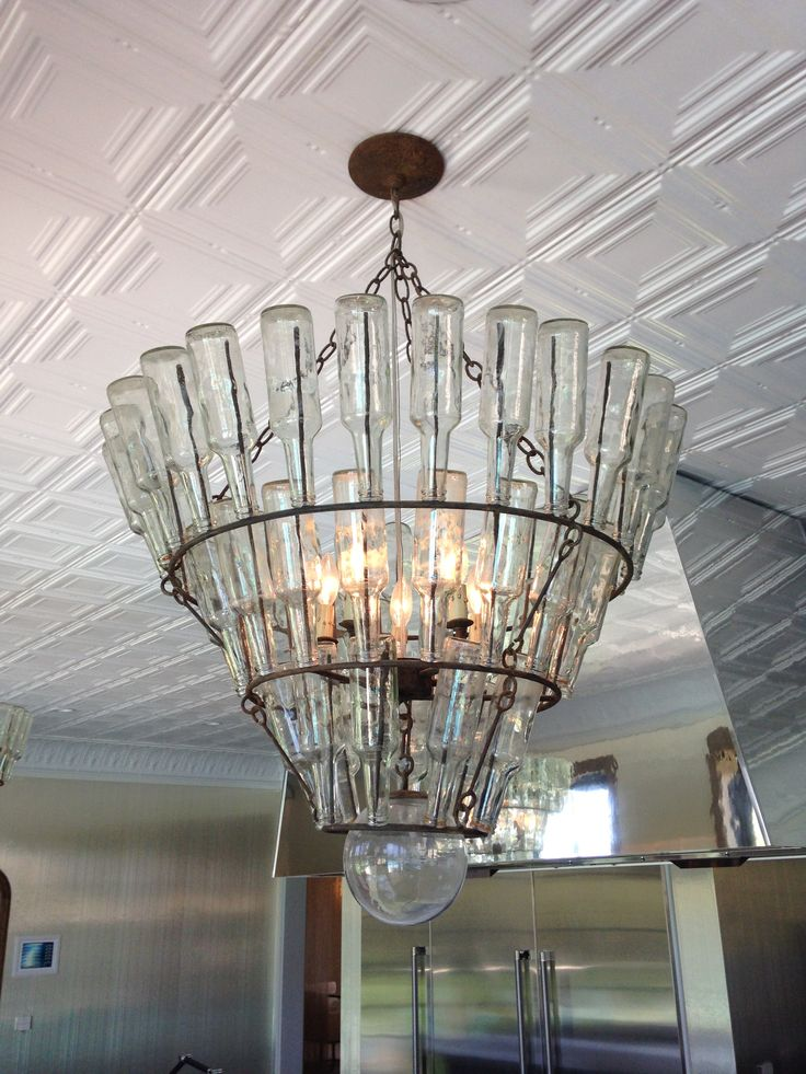 1000 images about recycle light fixtures on pinterest - Farolas para jardin ...