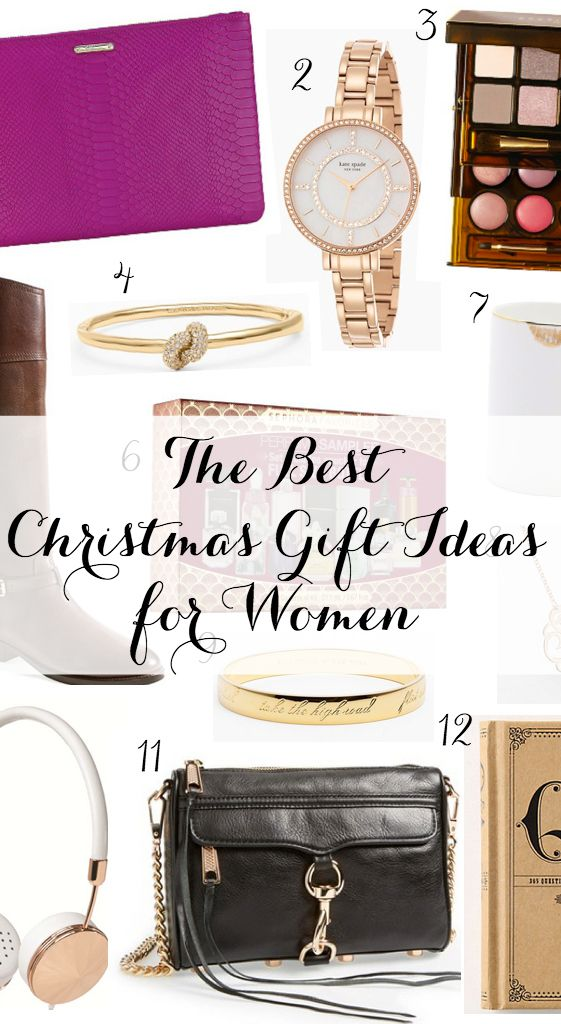 The BEST Christmas Gift Ideas for Her + Enter to win a $400 @nordstrom gift card!