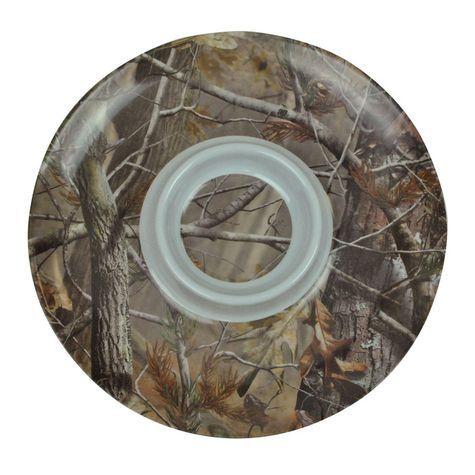 """Realtree 12"""" Camo Chip & Dip Tray $4.99  #Realtreecamo"""