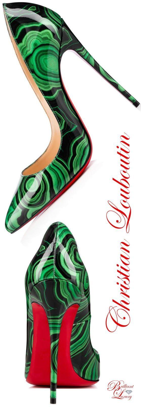 Genialer Luxus von Emmy DE * Christian Louboutin Pigalle folgt Patent Malachi …