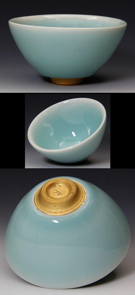 Ichiro Takeshi Ishiguro celadon bowl