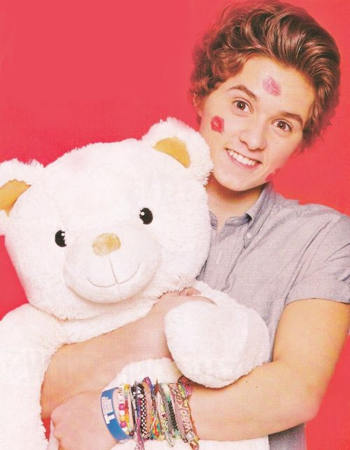 I love Bradley William Simpson more than my life. ♥♥