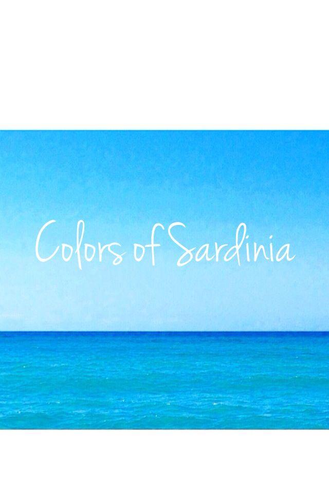 Colors of Sardinia