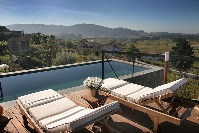 Quinta de san amaro, Meaño, Pontevedra, Galicia  http://www.toprural.com/Hotel-rural/Quinta-De-San-Amaro_38779_f.html