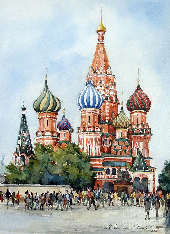 Кремль картинки и рисунки