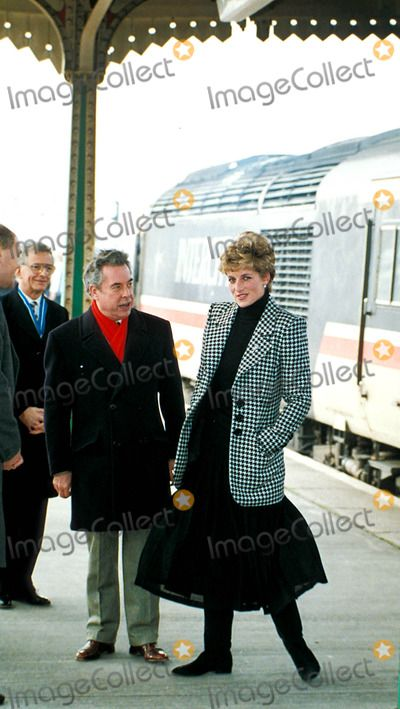 Princess Diana Photo: Dave Chancellor-alpha-Globe Photos Inc 1993 Princessdianaretro