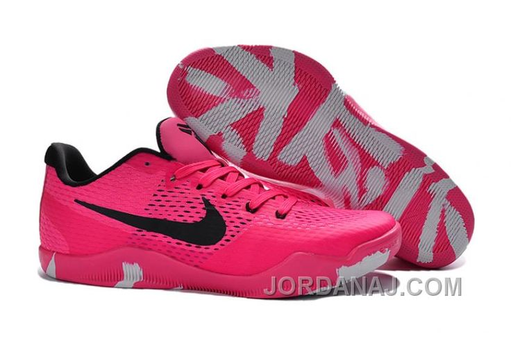 http://www.jordanaj.com/nike-kobe-11-em-breast-cancer-pink-black-basketball-shoes-lastest.html NIKE KOBE 11 EM BREAST CANCER PINK BLACK BASKETBALL SHOES CHRISTMAS DEALS 312448 Only $99.00 , Free Shipping!