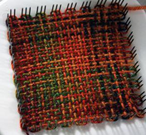 Guest Post: Pin Loom Weaving with Meg Stump | thewooleryguy