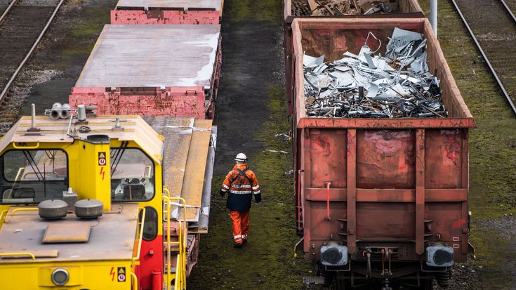 NPR News: Trump Expected To Formally Order Tariffs On Steel Aluminum Imports #business #radio #music #broadcasting
