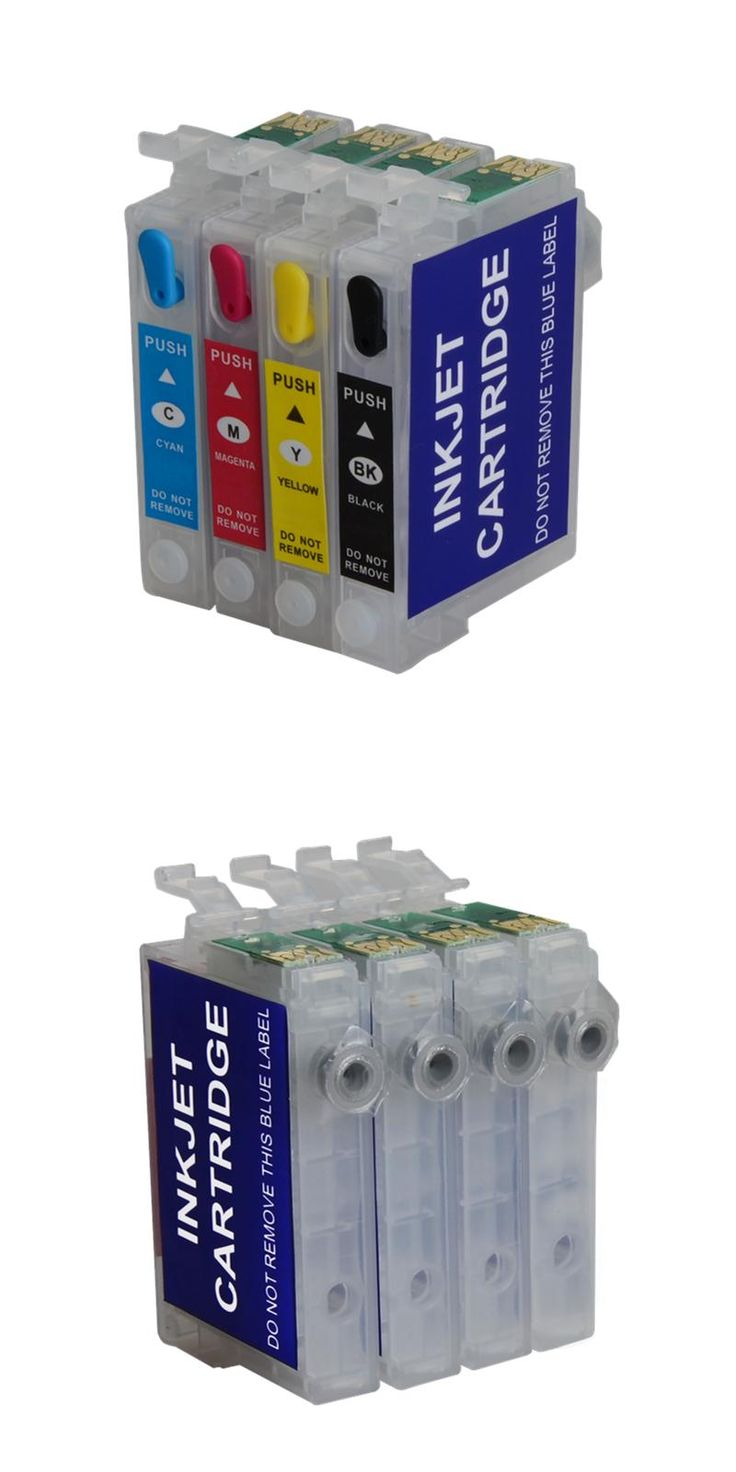 [Visit to Buy] T0921N Refillable ink Cartridge T0921 92N For Epson Stylus C91 CX4300 T26 TX106 TX109 TX119 T27 T117 Printer  Auto Reset Chip #Advertisement