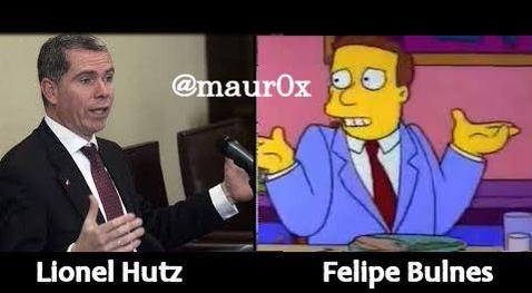 Dejaré esto por aquí... #LaHaya #FelipeBulnes #LionelHutz xD