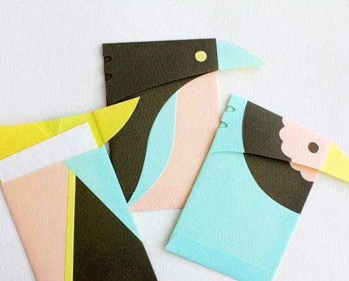 folding envelopes