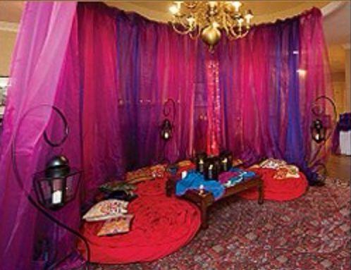 Moroccan theme party moroccan theme party pinterest for Arabian night bedroom ideas