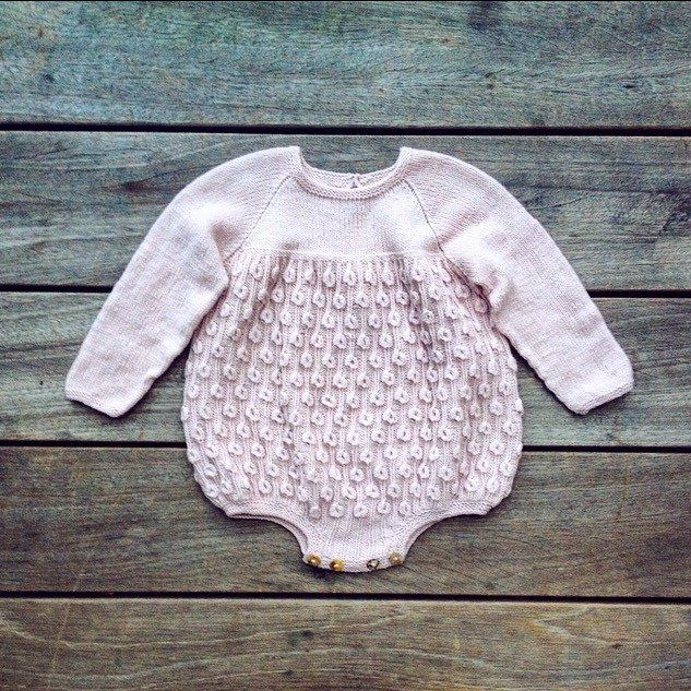 Beansprout romper