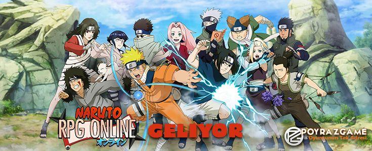 Naruto Online 20 Temmuz (Bugün) Çıkıyor ! - PoyrazGame.com