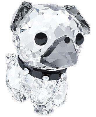 Swarovski Collectible Figurine, Roxy the Pug - Collectible Figurines - For The Home - Macy's