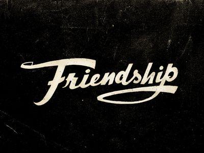 Friendship by Steve Wolf
