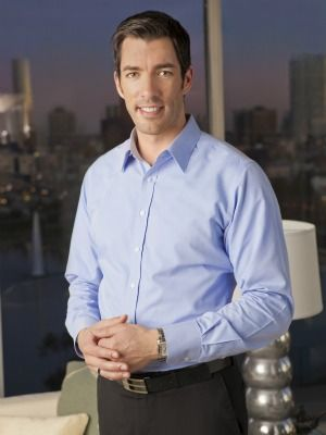 Drew Scott -> Super-Sexy, Canadian, Twin (Jonathan Scott), Realtor, went to University, HGTV's Property Brothers'